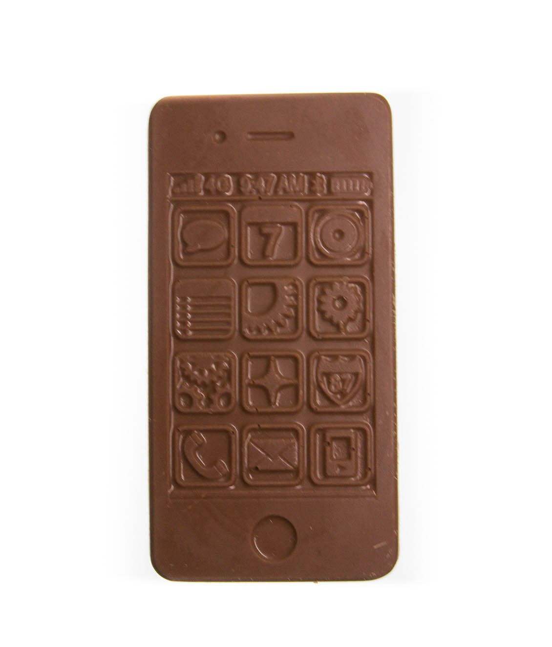"Chocolate ""Smartphone"" – Aunt Charlotte's Candies"