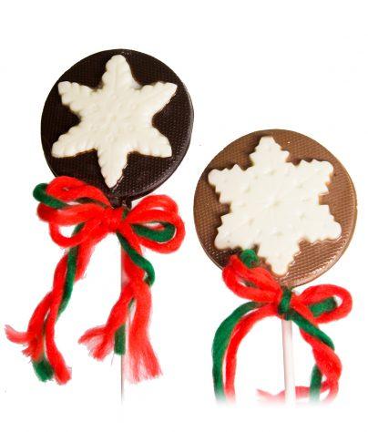 Chocolate Snowflake Pop_AC-0844