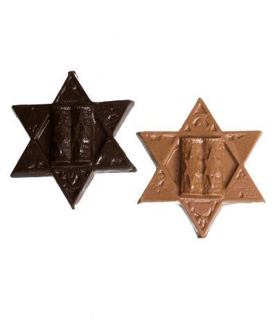 Chocolate Star of David_AC-0827