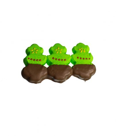 Half Dipped Tree Marshmallows in Chocolate_AC-0971