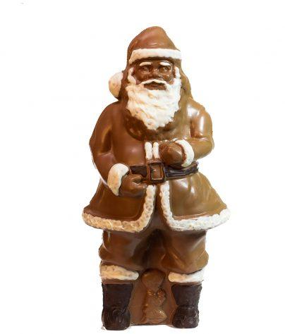 Hollow Large Chocolate Santa_AC-0907