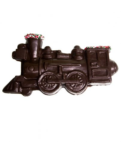 Large Chocolate Train Solid_AC-0887