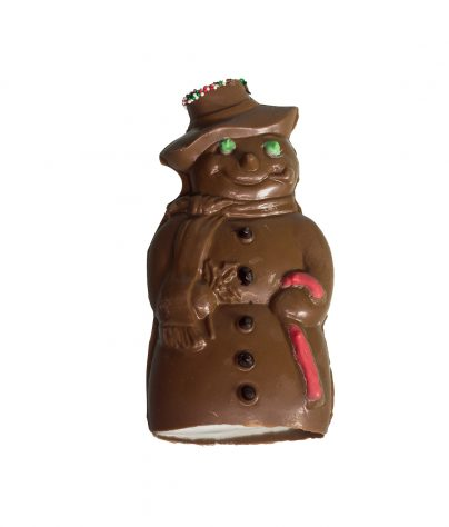 Solid Chcolate Snowman_AC-0980