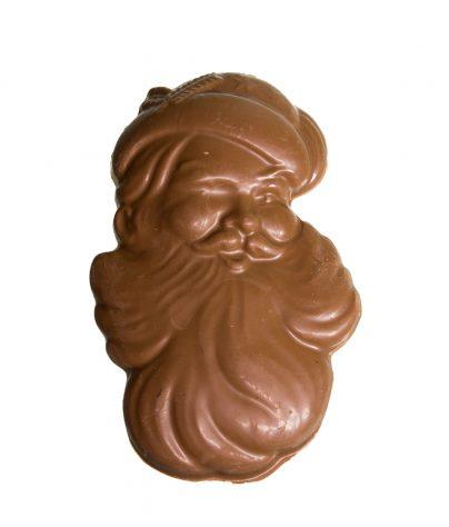 Solid Chocolate Santa Face_AC-0845